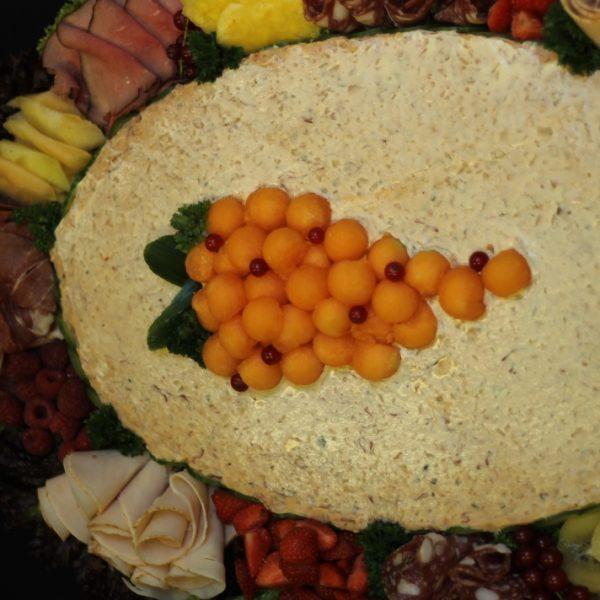 Kip kerrie salade Excellent