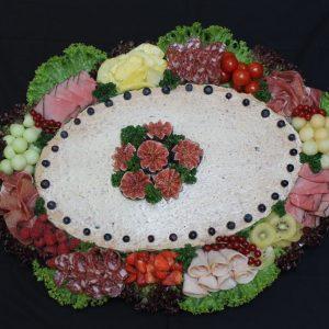 Rundvlees Hors D'oeuvre salade