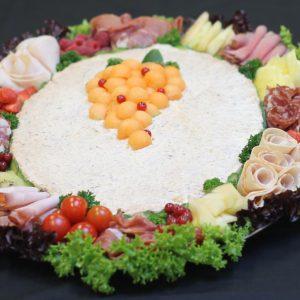 Scharrelei salade Excellent