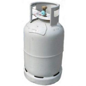 gasfles voor heater