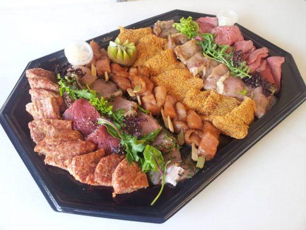 gourmet compleet menu