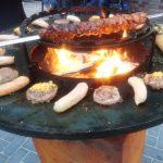Ofyr winterbarbecue