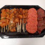 BBQ schotel zonder varkensvlees deluxe