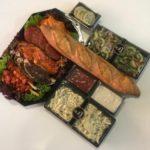 Grieks Barbecue menu
