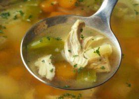Huisgemaakte soep bestellen