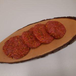 Royaal Beef Burger Slagerij Bart Adriaanse