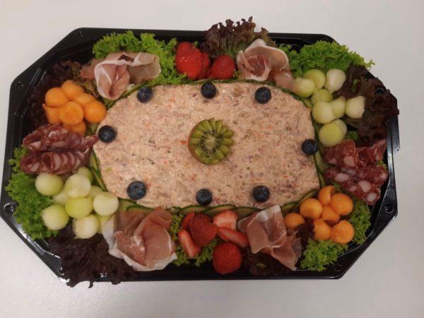 Rundvlees salade Excellent 4-6 personen