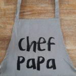 Schort Chef Papa