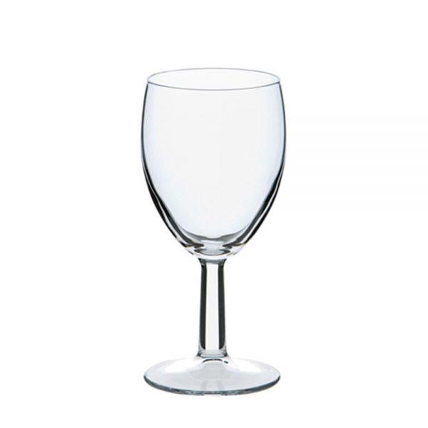 Wijnglas huren